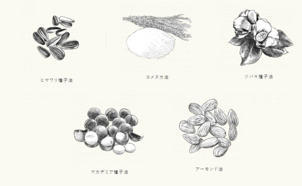 植物油イラスト